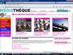 Médiathèque - Cité de la musique