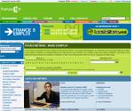 Copie d'écran du site France 5