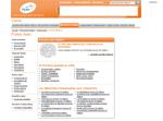 Copie d'écran du site de l'APEC