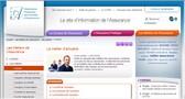 Site internet de la fédération des assurances