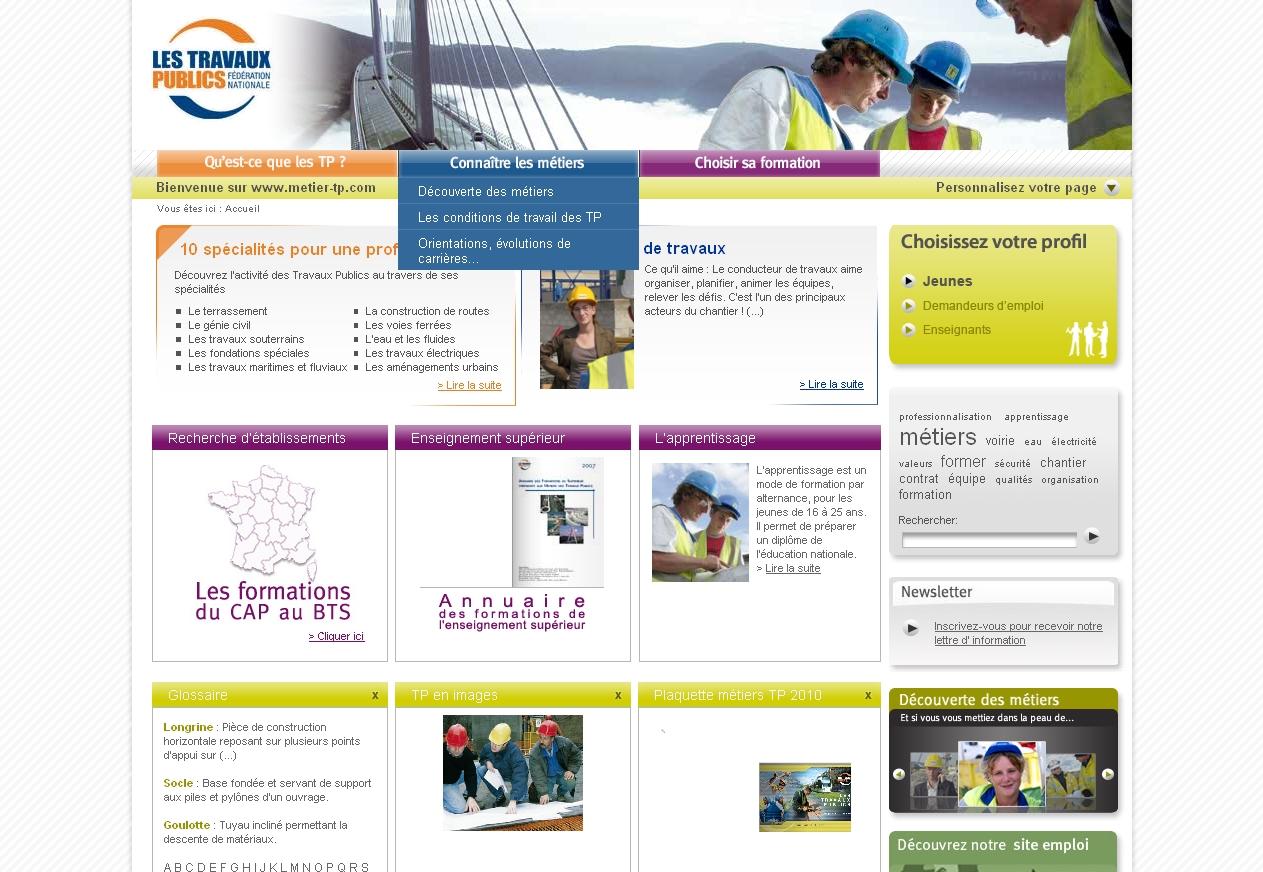 Federation nationale des travaux publics