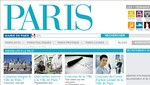 Le site de la Ville de Paris